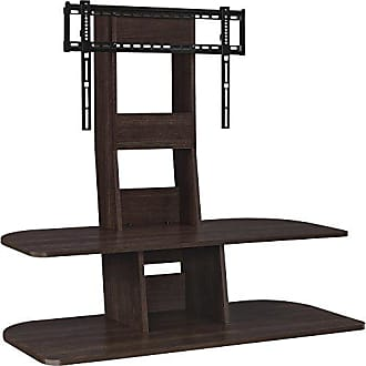 Dorel Home Products Ameriwood Home Galaxy TV Stand with Mount for TVs up to 65 Wide, Espresso