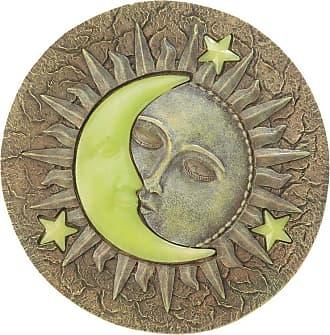 Zingz & Thingz Celestial Glow-In-The-Dark Garden Stepping Stone