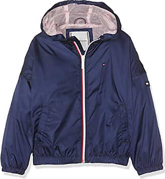 ab66a10d377a Tommy Hilfiger Essential Light Weight Jacket Blouson, Bleu (Black Iris  002), 104