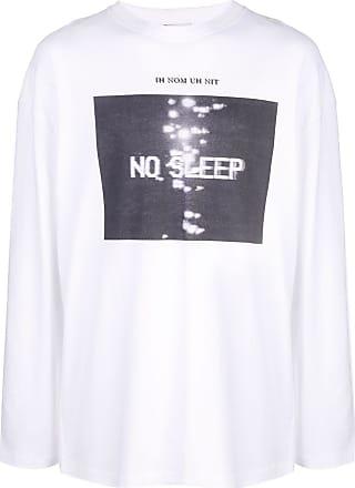 Ih Nom Uh Nit Moletom No Sleep - Branco