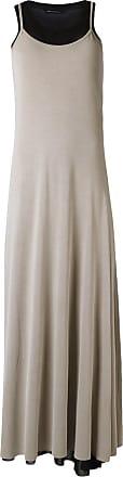 Uma Vestido longo - Preto