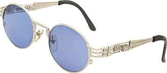 a686195c8bb31 Jean Paul Gaultier Vintage Jean Paul Gaultier 56-6106 Silver Sunglasses