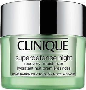 Clinique Feuchtigkeitspflege Superdefense Night Recovery Moisturizer Hauttyp 3/4 50 ml