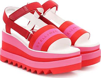 Stella McCartney Sneak-Elyse platform sandals