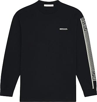 Fenty Puma by Rihanna Camiseta mangas longas com estampa monogramada - Preto