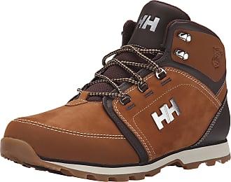 Helly Hansen Mens Koppervik High Rise Hiking Shoes, Brown (Crazy Horse / Coffe Bean / 741), 8.5 (Manufacturer Size: 42.5)