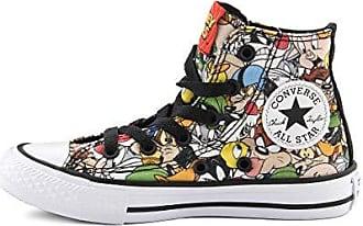 Converse Scarpe Sneakers Chuck Taylor All Star Hi Ragazzi Multi  358235C-MULTICOL e432dd4456