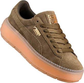 Puma® Leder Sneaker für Damen: Jetzt bis zu −50% | Stylight