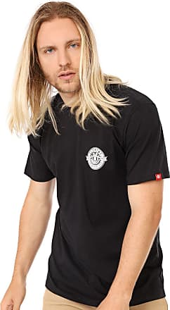 Element Camiseta Element Medallian Preta