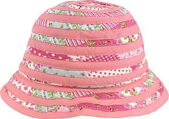 TeddyTs Baby Girls Floral Rose Summer Sun Hat