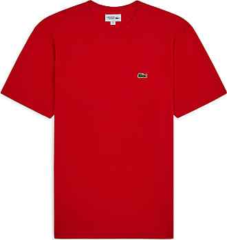 05f1989972246 Lacoste CLASSIC TEE SHIRT LACOSTE ROUGE M HOMME LACOSTE ROUGE M HOMME