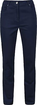 Regatta Womens/Ladies Darika Cotton Twill Elastane Corduroy Trousers