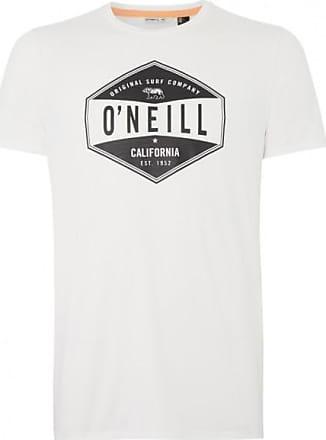 O'Neill Surf Company Hybrid Tee Lycra für Herren   weiß/grau