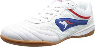 070f7818f9 Kangaroos Goal Line 14 P, basket mixte adulte - Blanc - Weiß (white/