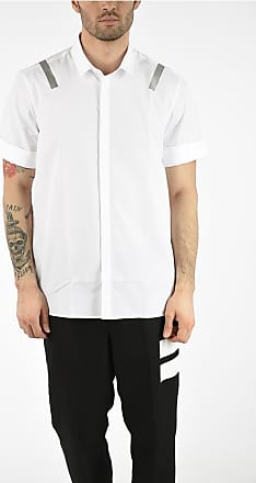 Neil Barrett Short Sleeves LOOSE FIT Shirt size S