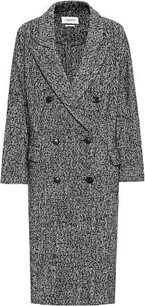 Isabel Marant Cappotto Habra in misto lana