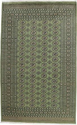 Nain Trading 316x202 Tappeto Orientale Pakistan Buchara 2ply Grigio Scuro/Marrone Scuro (Lana, Pakistan, Annodato a mano)