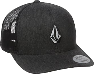 Volcom Mens Full Stone Cheese Hat Baseball Cap, Charcoal Heather, One Size