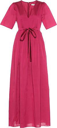 Max Mara Hilde cotton and silk dress