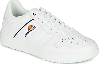 Ellesse Byron Bass Shoes for Men and Women White Size: 11.5 UK