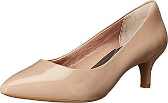 5a39261f428e Rockport Womens Total Motion Kalila Pump Warm Taupe Patent 9.5 W (C)