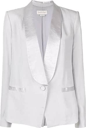 Karen Walker Vista tuxedo jacket - Grey