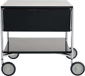 Kartell Mobil Rollcontainer mit Fach und Schublade