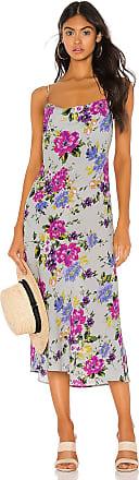 Endless Summer Berri Slip Dress in Blue