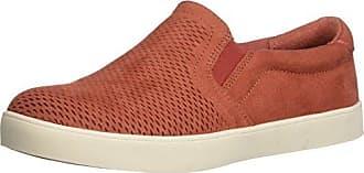 Dr. Scholls Womens Madison Sneaker, Hotsauce Orange Cool Microfiber, 6 M US