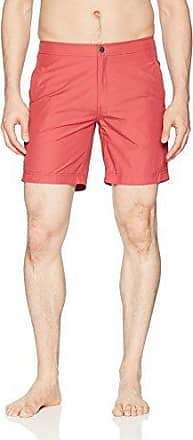 onia Mens Calder 7.5-Inch Solid Swim Shorts