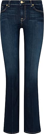 7 For All Mankind The Classic Boot Jeans (Blau) - Damen