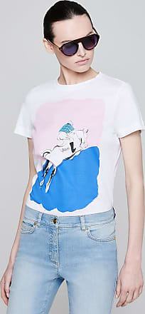 Escada Racehorse Printed T-shirt
