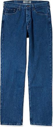 Wrangler Mens ZM200SW Jeans, Stonewash, 32W x 34L