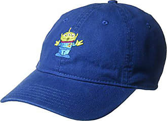 Disney Mens Toy Story Alien Baseball Cap, Adjustable, Cobalt, One Size