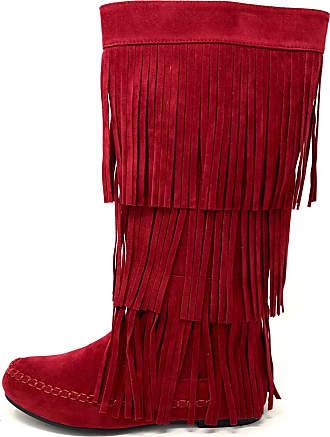 Refresh womens JOLIN-02-GREY Jolin-02 Red Size: 4.5 UK