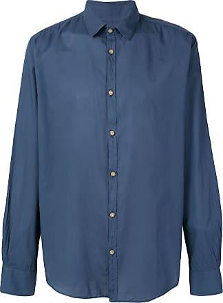 Ecoalf Camisa mangas longas - Azul