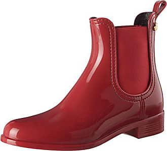 3be5e6c53f412f Lemon Jelly Damen Comfy Chelsea Boots Rot (Red) 40 EU