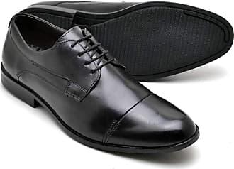 Di Lopes Shoes Sapato Social Masculino em 100% Couro (40, Preto)