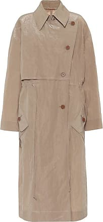 Acne Studios Technical cotton-blend trench coat