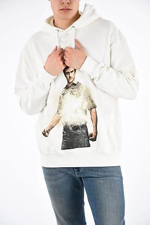 Ih Nom Uh Nit Hooded Printed Sweatshirt size M