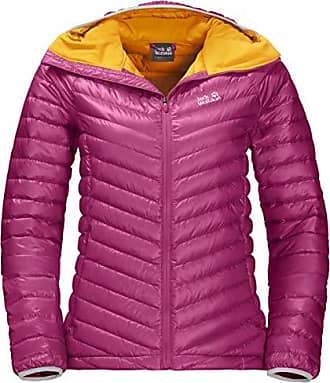 096714dc32fa19 Jack Wolfskin Womens/Ladies Atmosphere Lightweight Down Jacket Coat