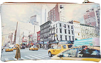 Y Not Y NOT YES-341S0 CLUTCH Unisex PRESS NEW YORK TU