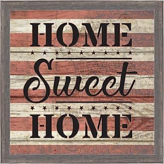 Kay Berry Home Sweet Home Framed Wall Art - 42330