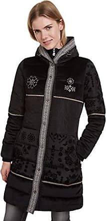 Desigual Damen Wintermantel Padded/_NOA