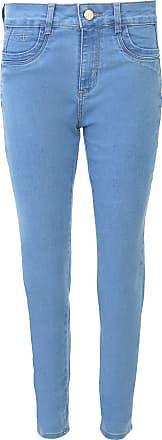 Sawary Calça Jeans Sawary Skinny Cepasal Azul