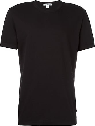 James Perse crew neck shortsleeved T-shirt - Black
