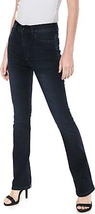 82979d4c3 Ellus Calça Jeans Ellus Bootcut Deep Sea Azul-marinho
