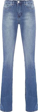 Canal Calça Daphne Amassado - Azul