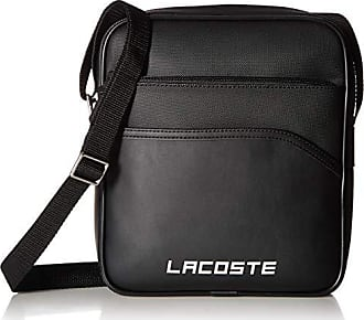403a0336 Lacoste Mens Sport Crossover Bag Graphic, black 00