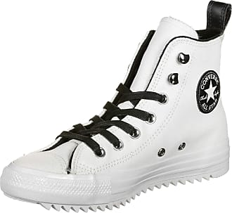 Converse CTAS Hiker Hi W Shoes White/Black/White